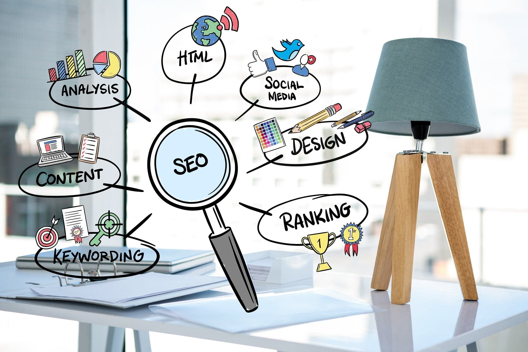 Why should Estate Agents bother about website SEO?